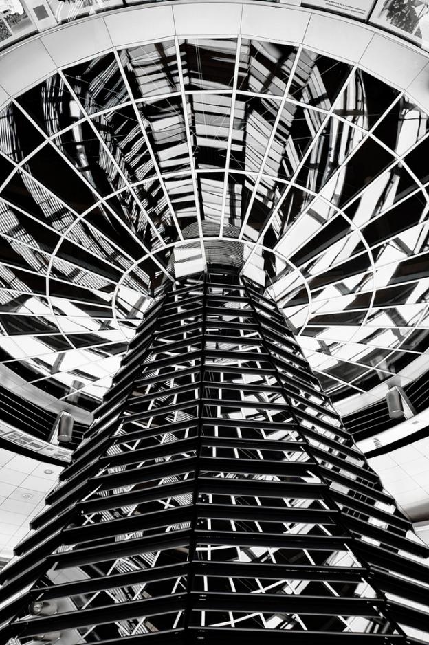 The Reichstag - spaceship architecture