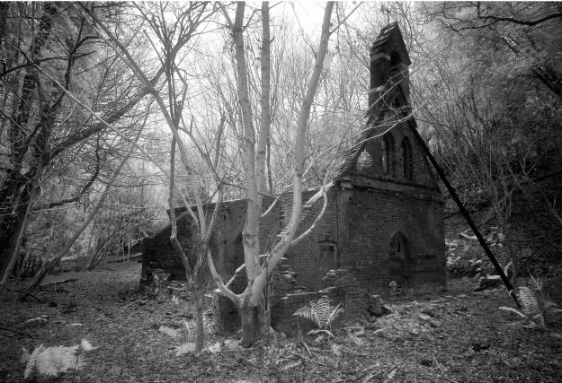 Bedham Church IR